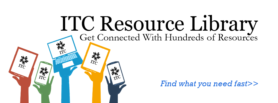 ITC Resource Library Search Now