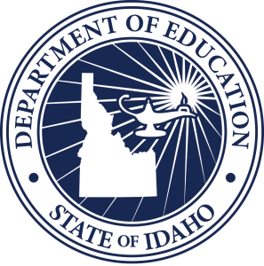 Idaho State Department of Education logo