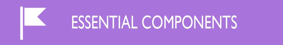 Essential Components banner